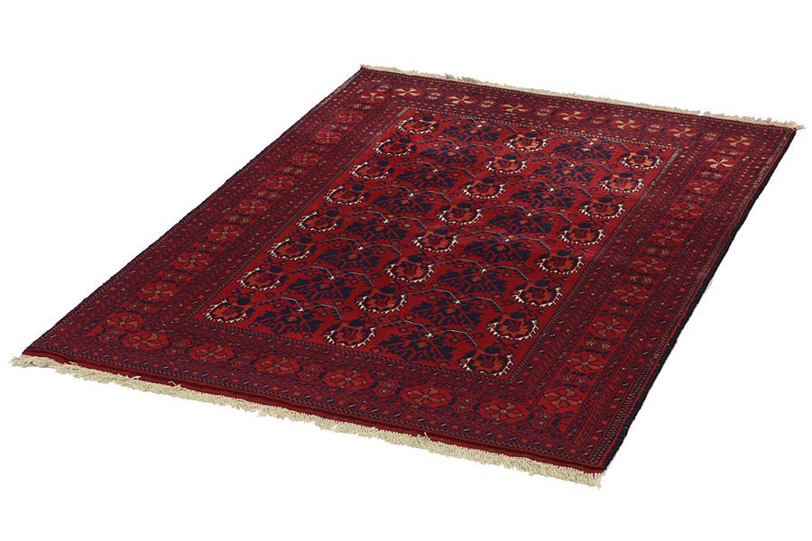 Khalmohammadi Afghan Afghanischer Teppich Bkh132 125655 Carpetu2